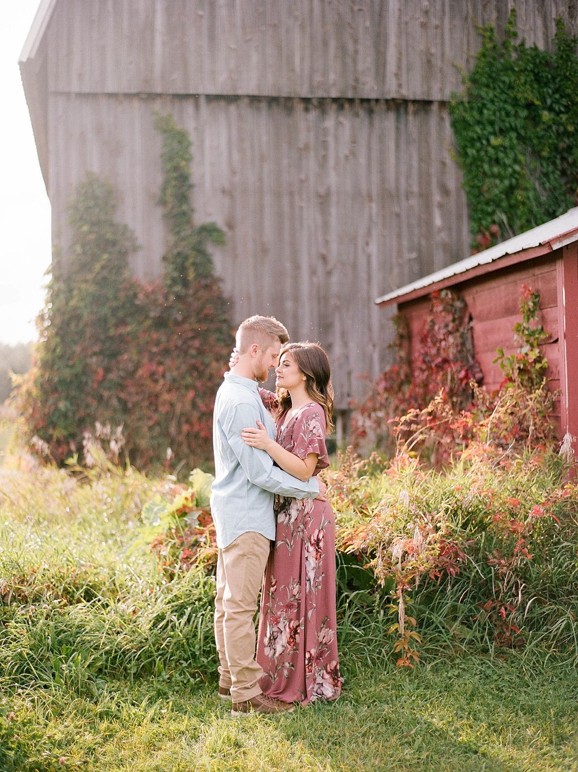 Fall Engagement Session