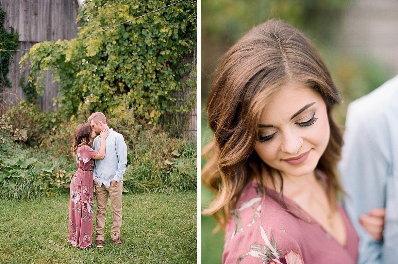 Autumn Engagement Inspiration