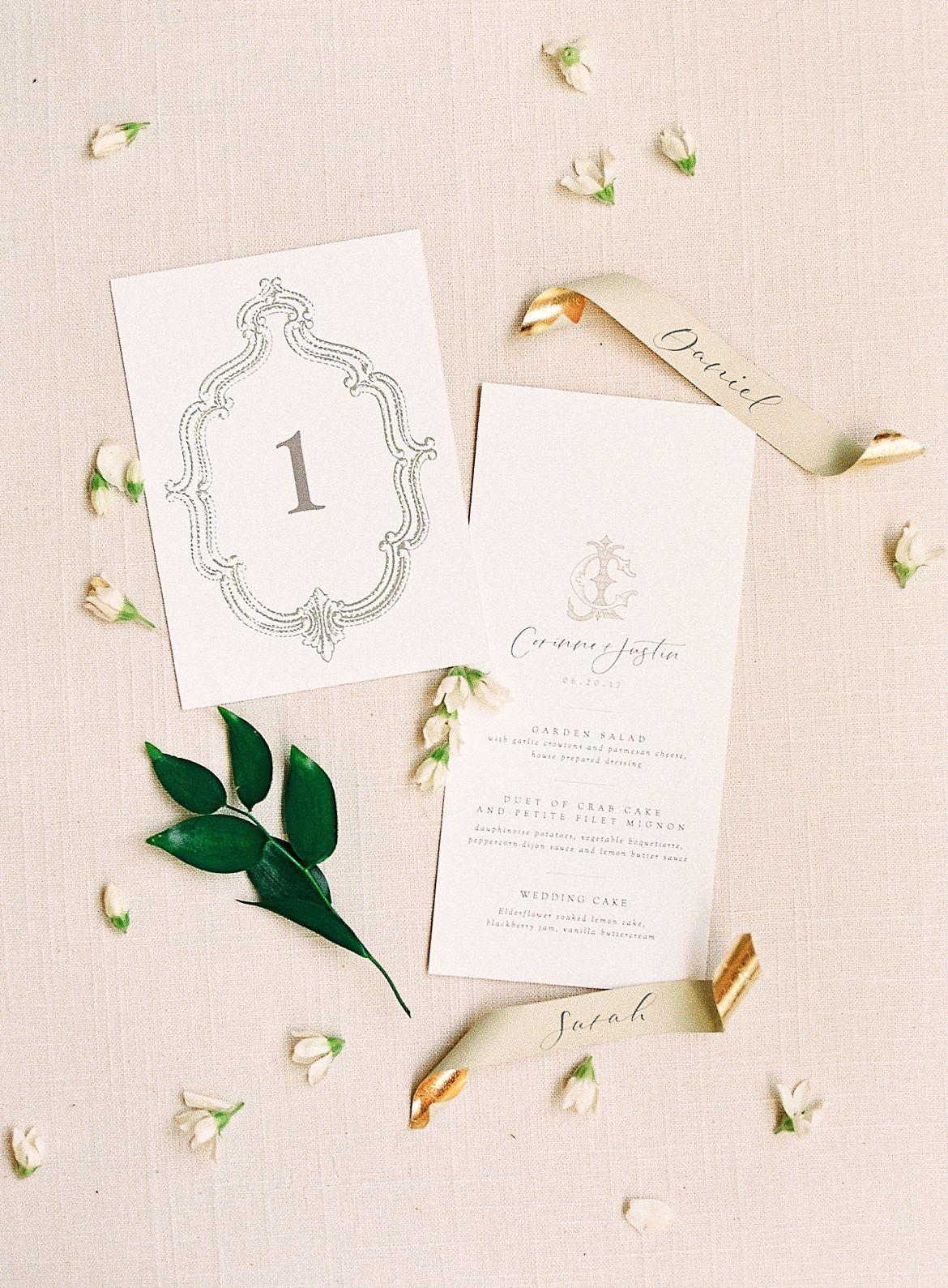 Manor Wedding Inspiration