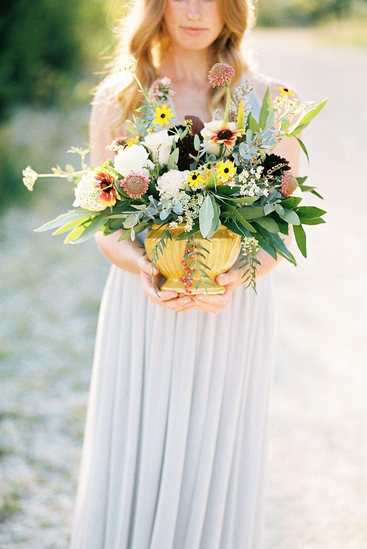 Autumnal Bridal Inspiration