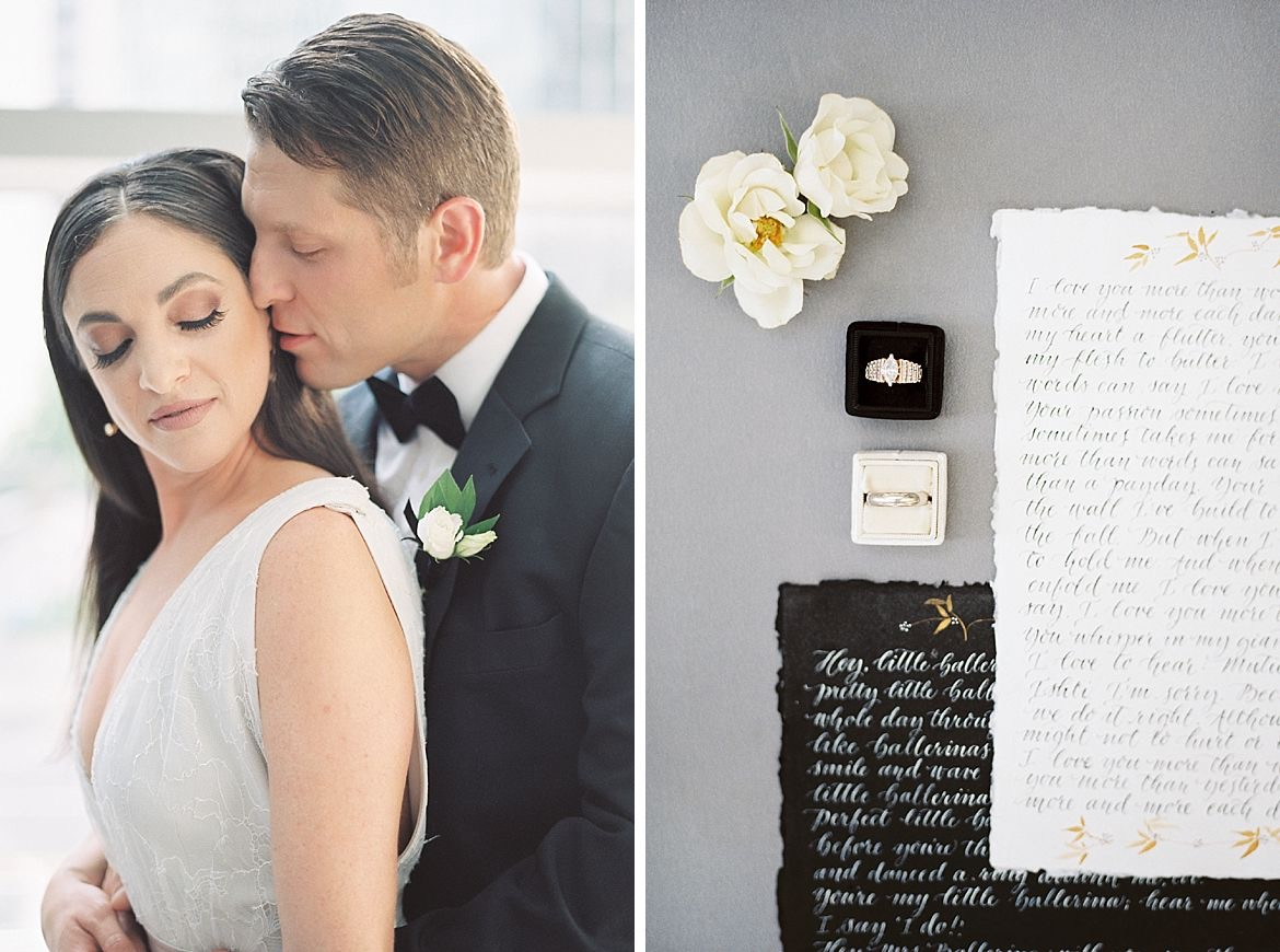 Black & White Wedding Inspiration