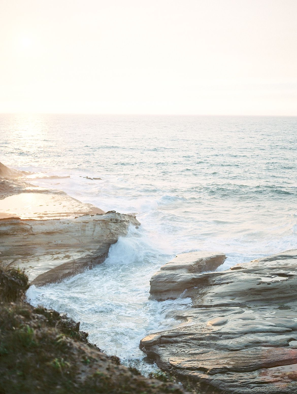Coastal Engagement Photography Inspiration