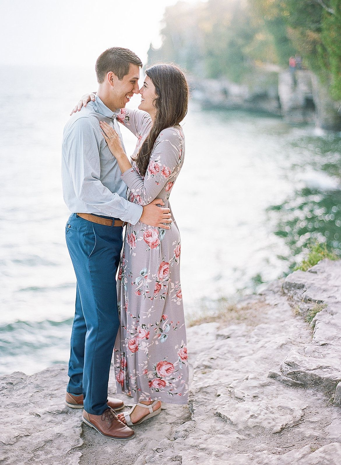 Door County Engagement Session
