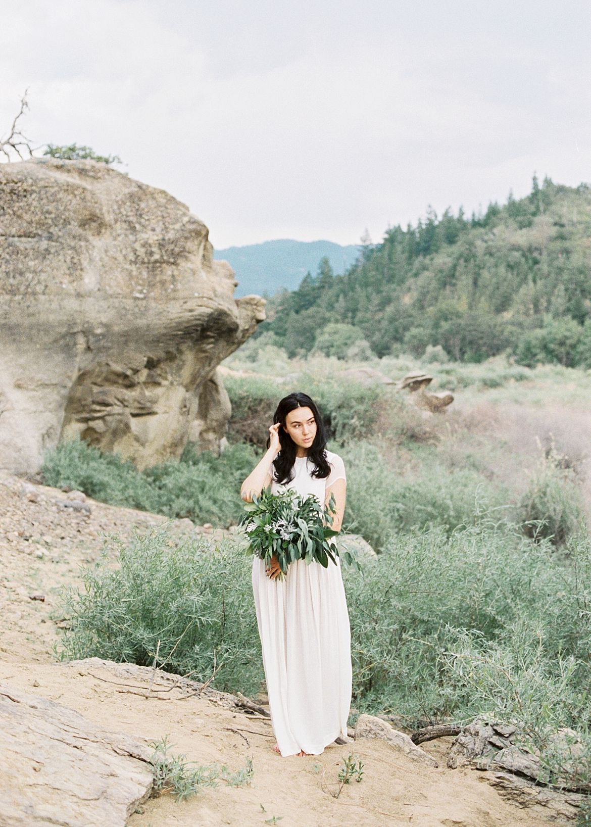 Simple Bridal Style Inspiration