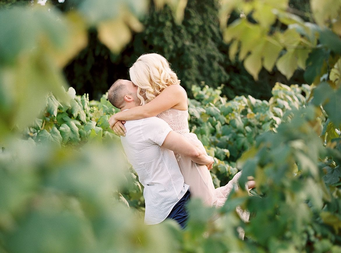 Winery Engagement Inspiration