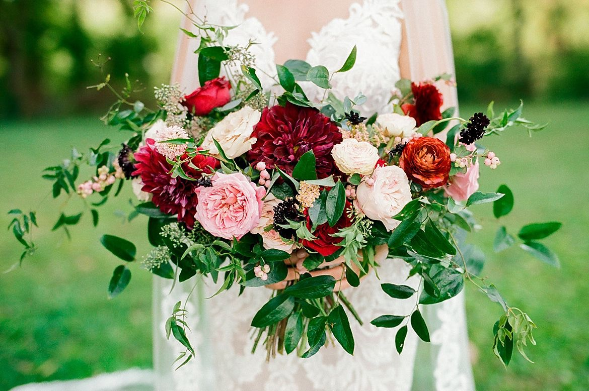 Classic Floral Wedding