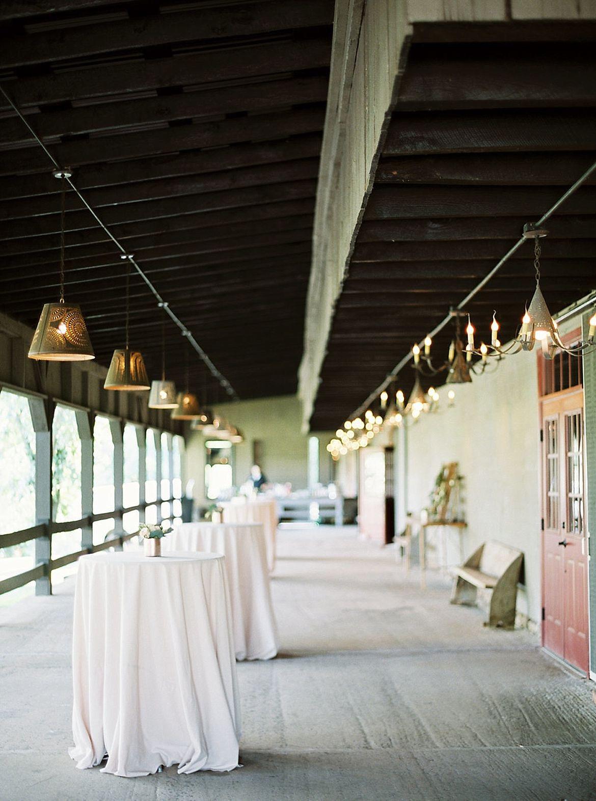 Rustic Riverside Wedding