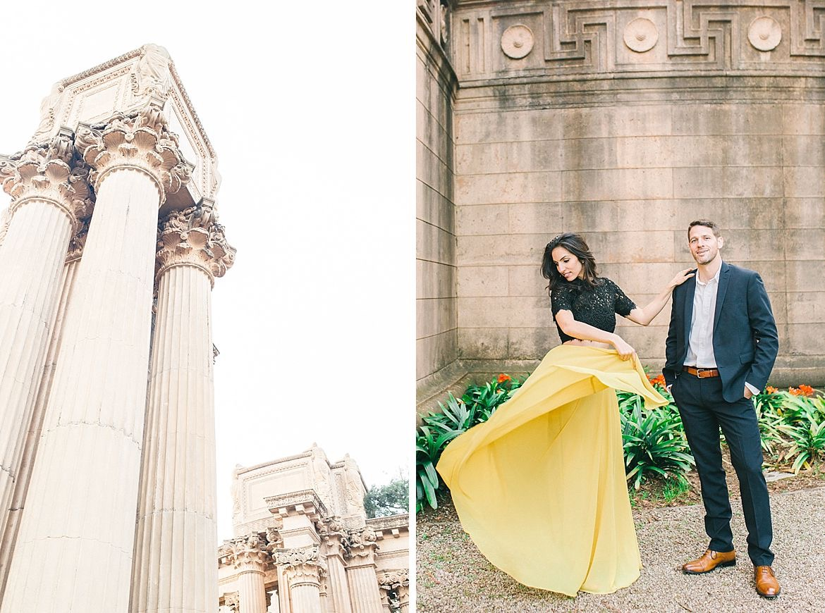 San Francisco Anniversary Session