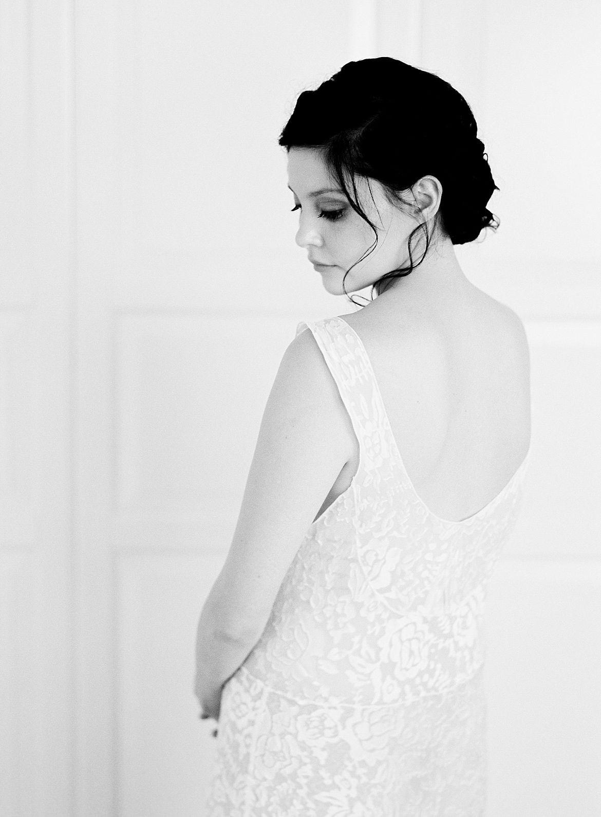 Classic Bridal Boudoir