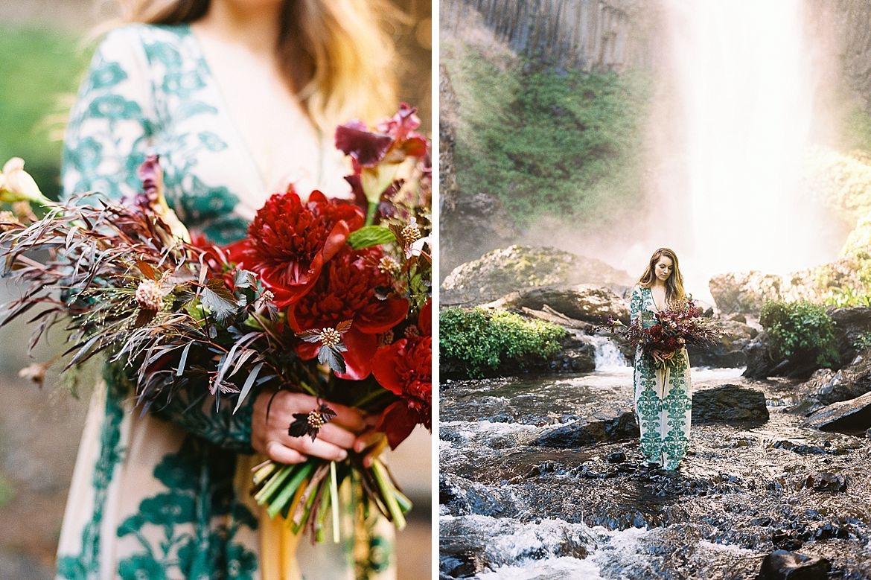 Floral Bridal Inspiration