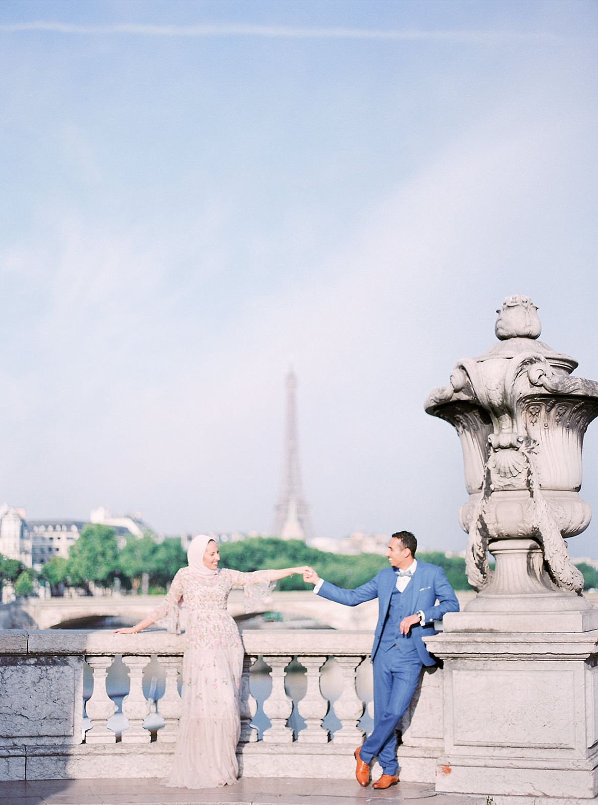 Hijab Engagement Session