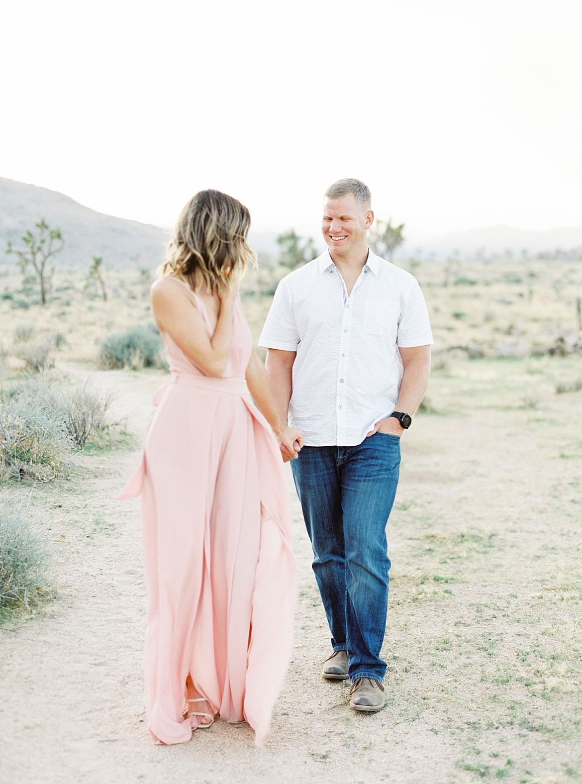 Joshua Tree Anniversary Session