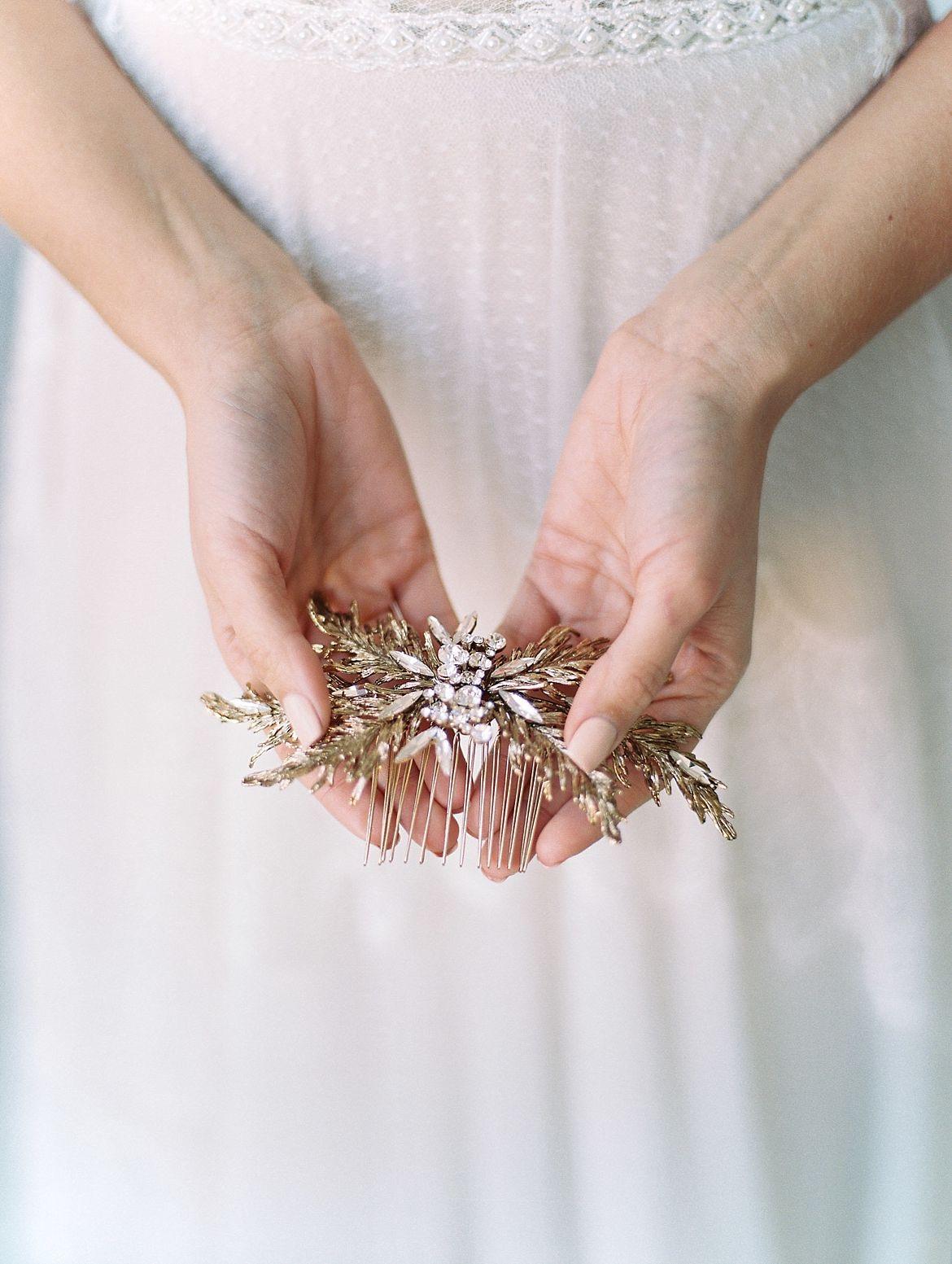 Elegant Bridal Style Inspiration