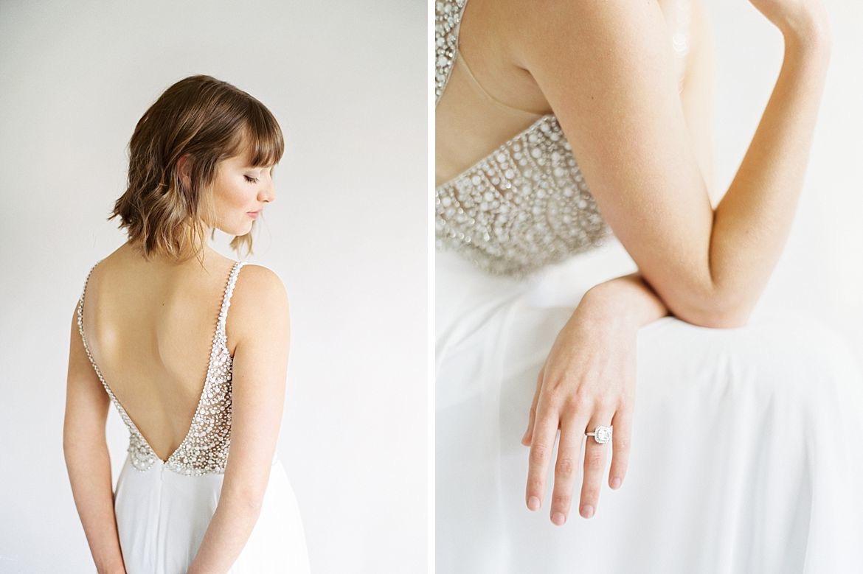 Delicate Bridal Inspiration
