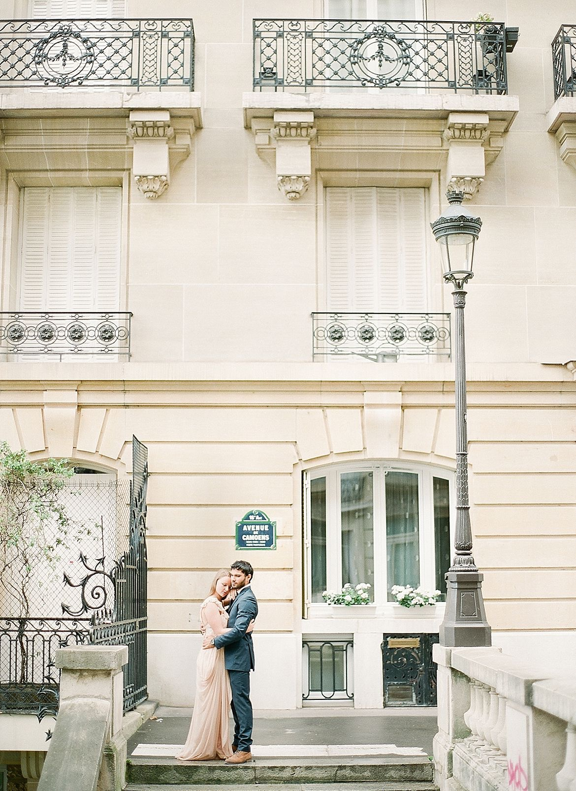 Paris Elopement Inspiration