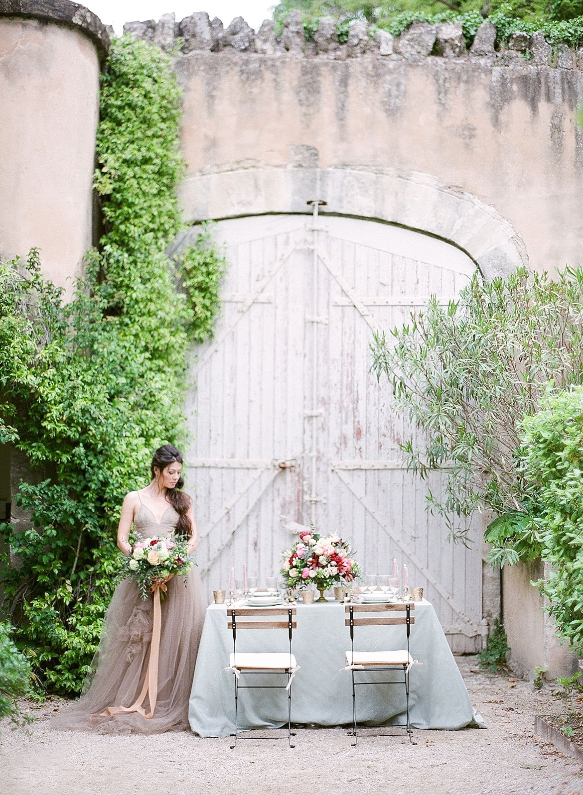 Garden Wedding Inspiration