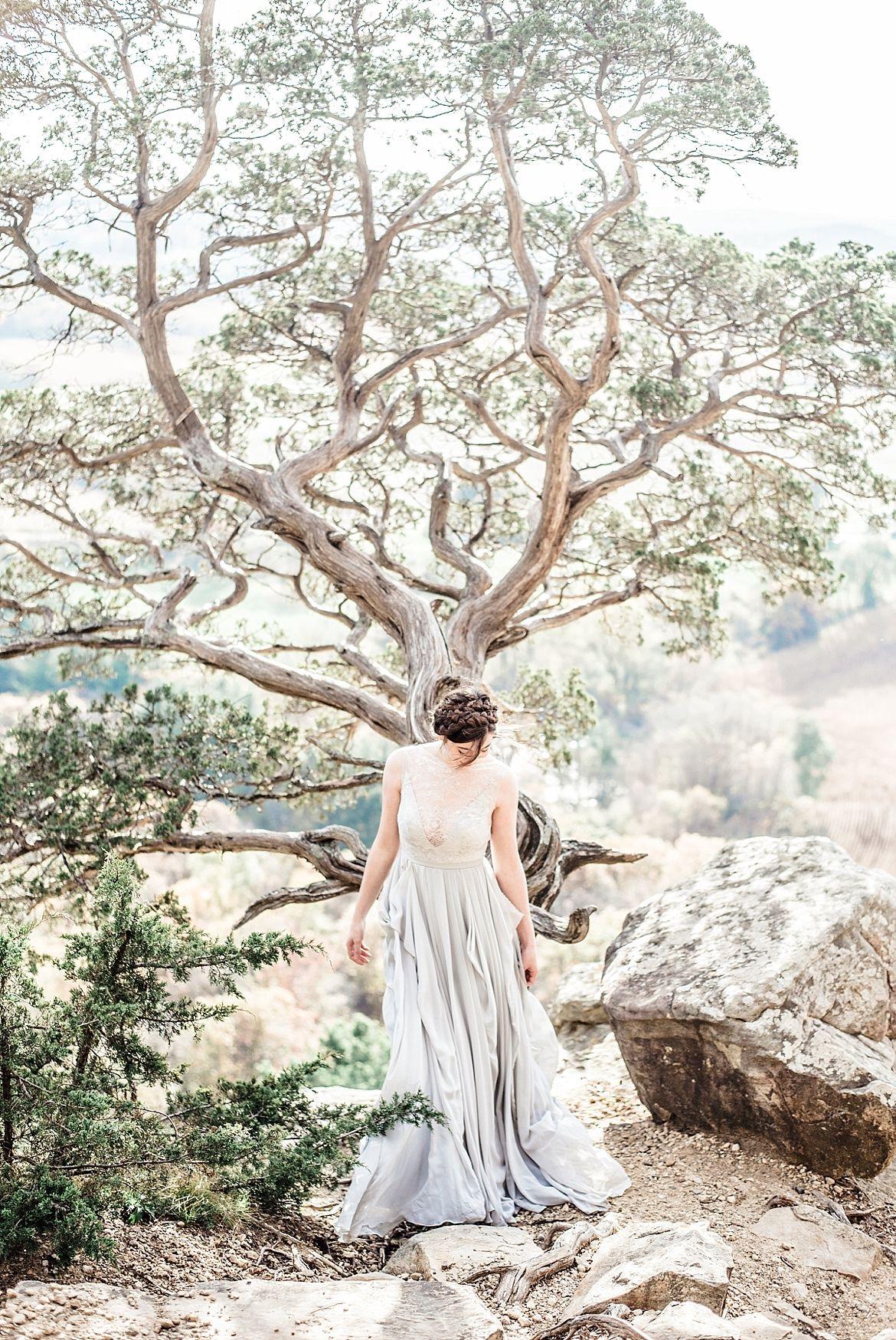 Organic Bridal Style