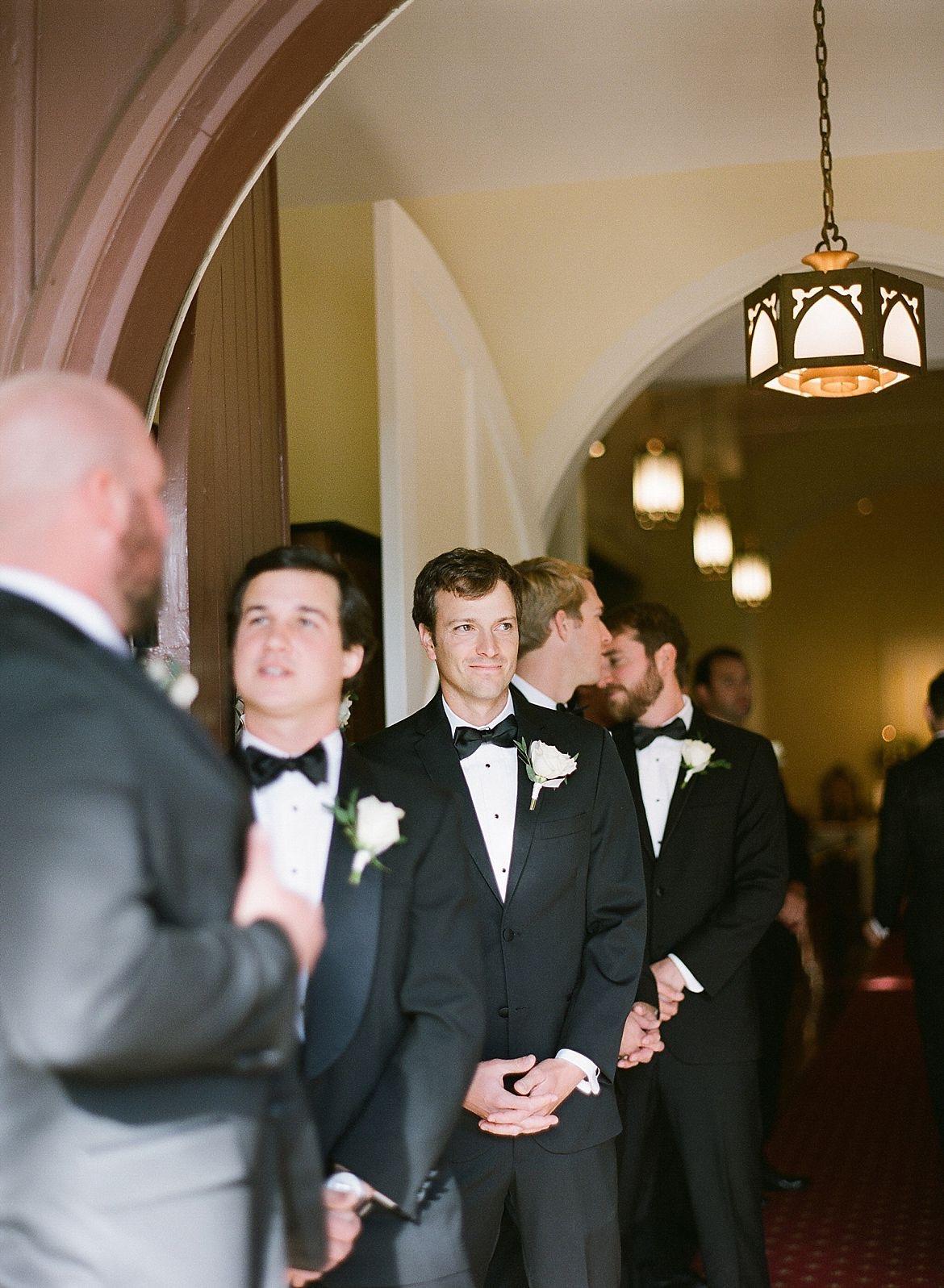 Classic Charleston Wedding