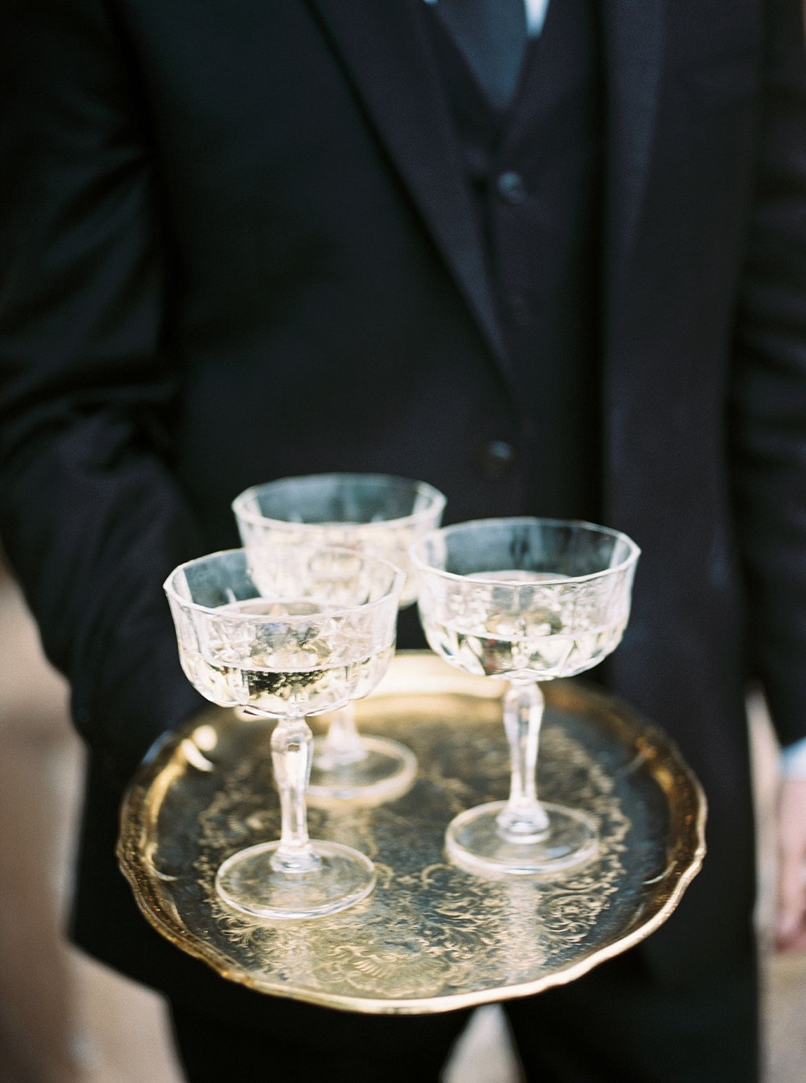 Moody Wedding Inspiration
