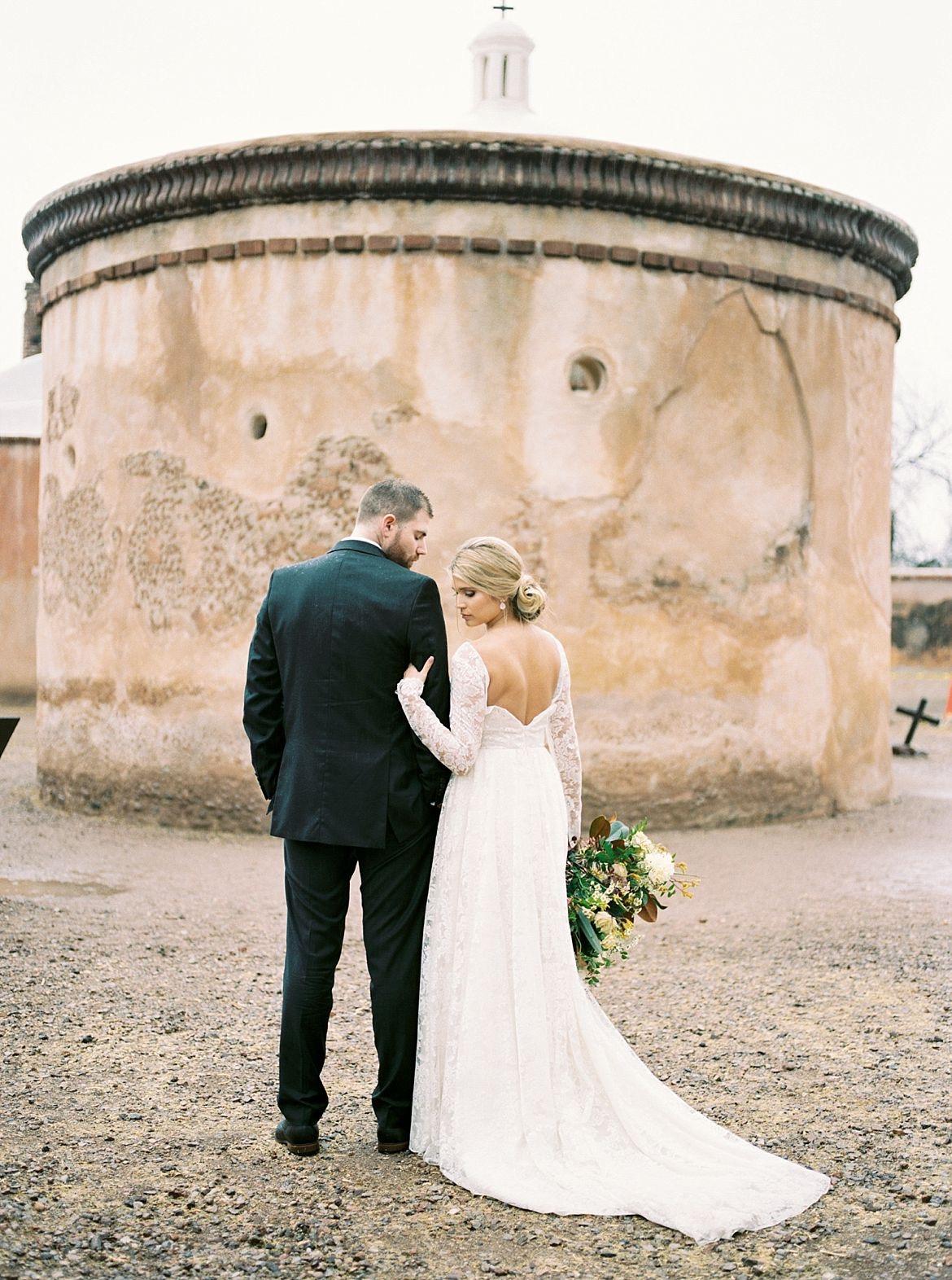 Spanish Mission Wedding Inspiration