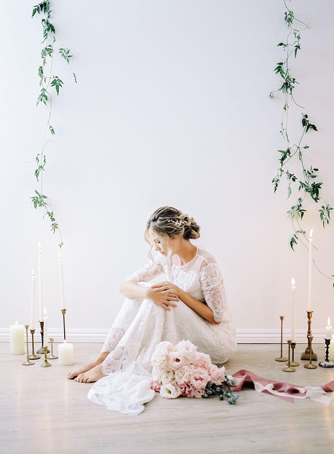 Vintage European Bridal Inspiration