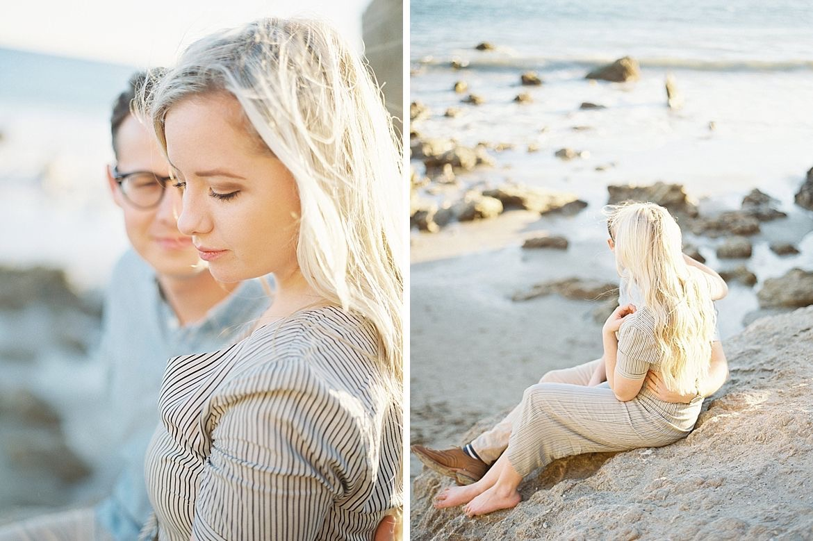 Malibu Anniversary Session