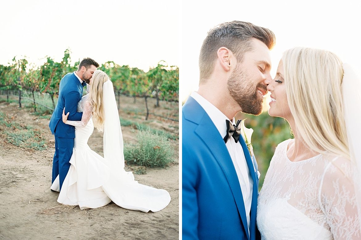 California Wine Country Wedding Inspiration