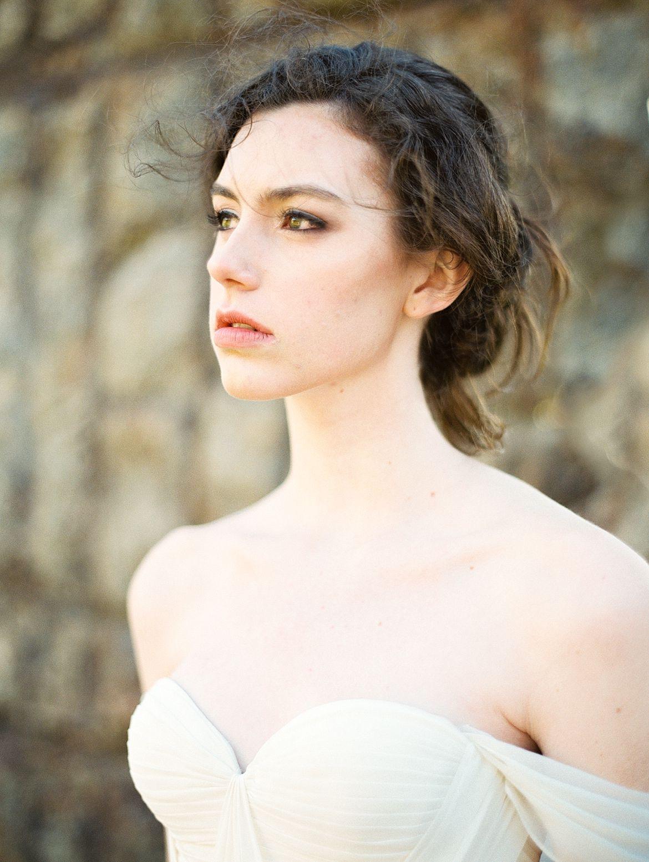 Effortless Bridal Style