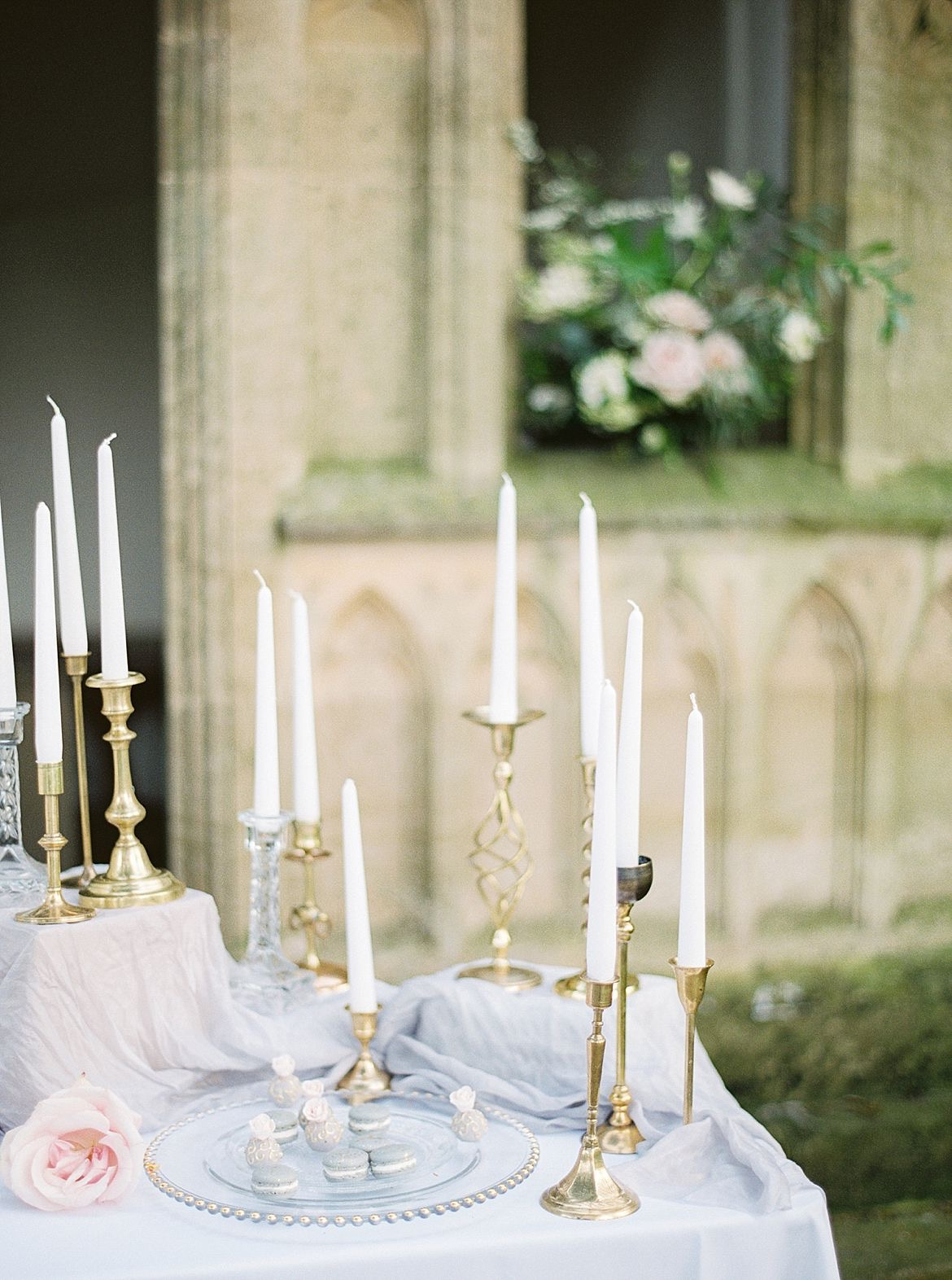 English Destination Wedding Inspiration