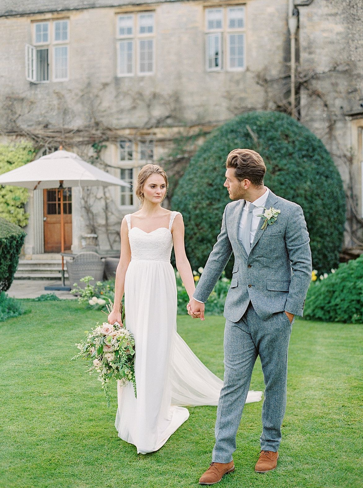 English Countryside Wedding Inspiration