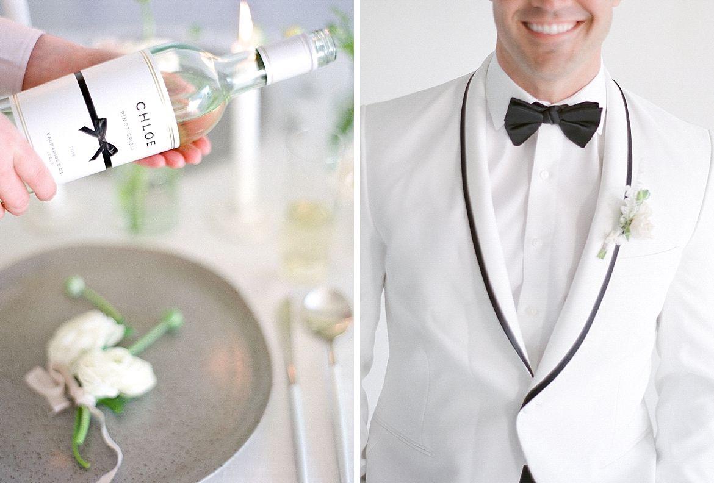 Black Tie Wedding inspiration