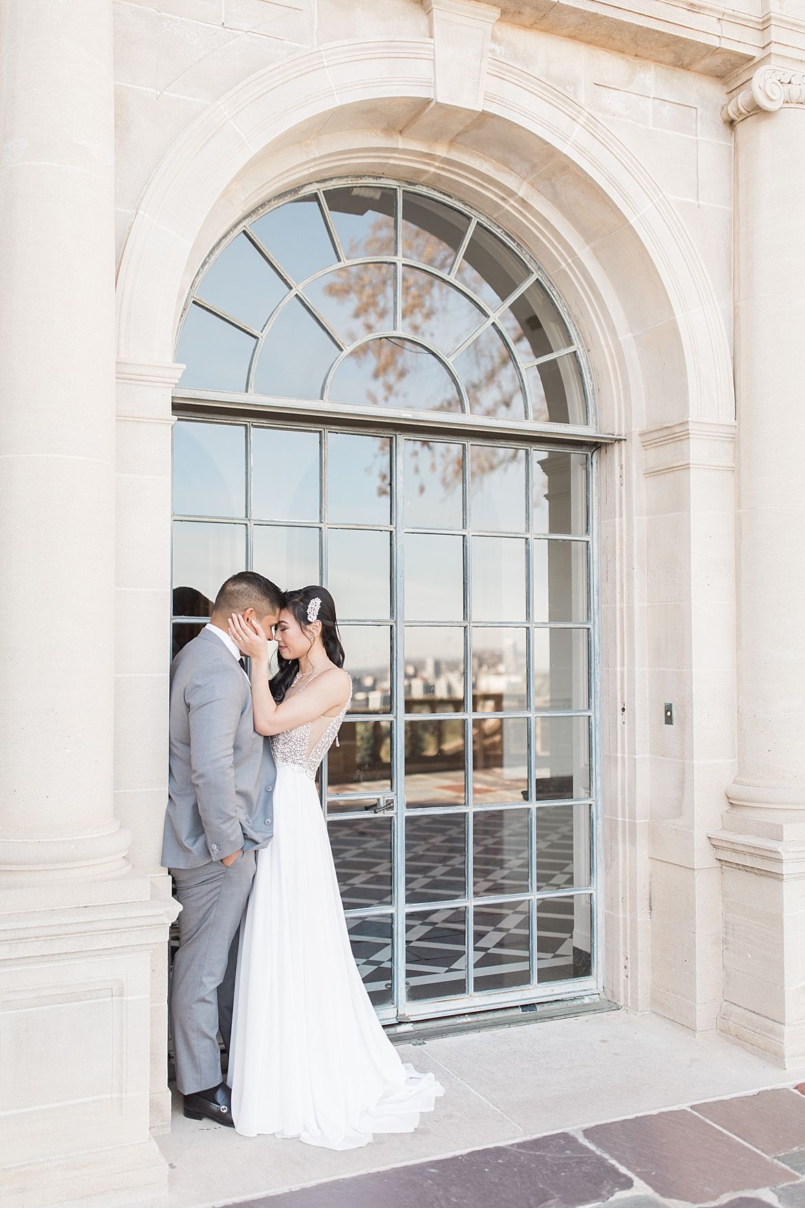 Greystone Mansion Engagement Session
