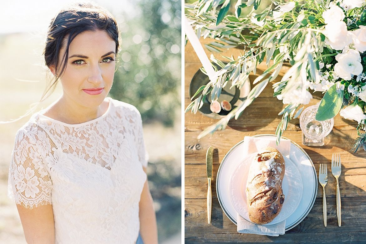 Orchard Wedding Inspiration