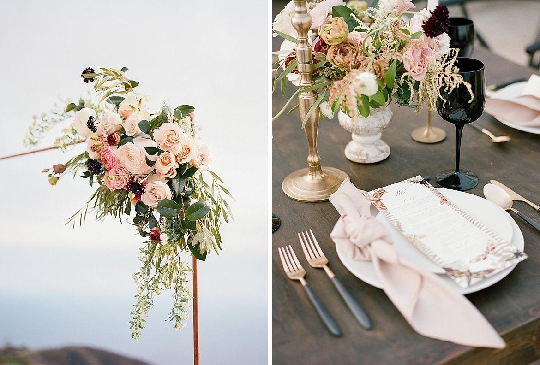 California Wedding Inspiration