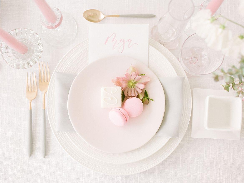 Flower Girl Tea Party Ideas