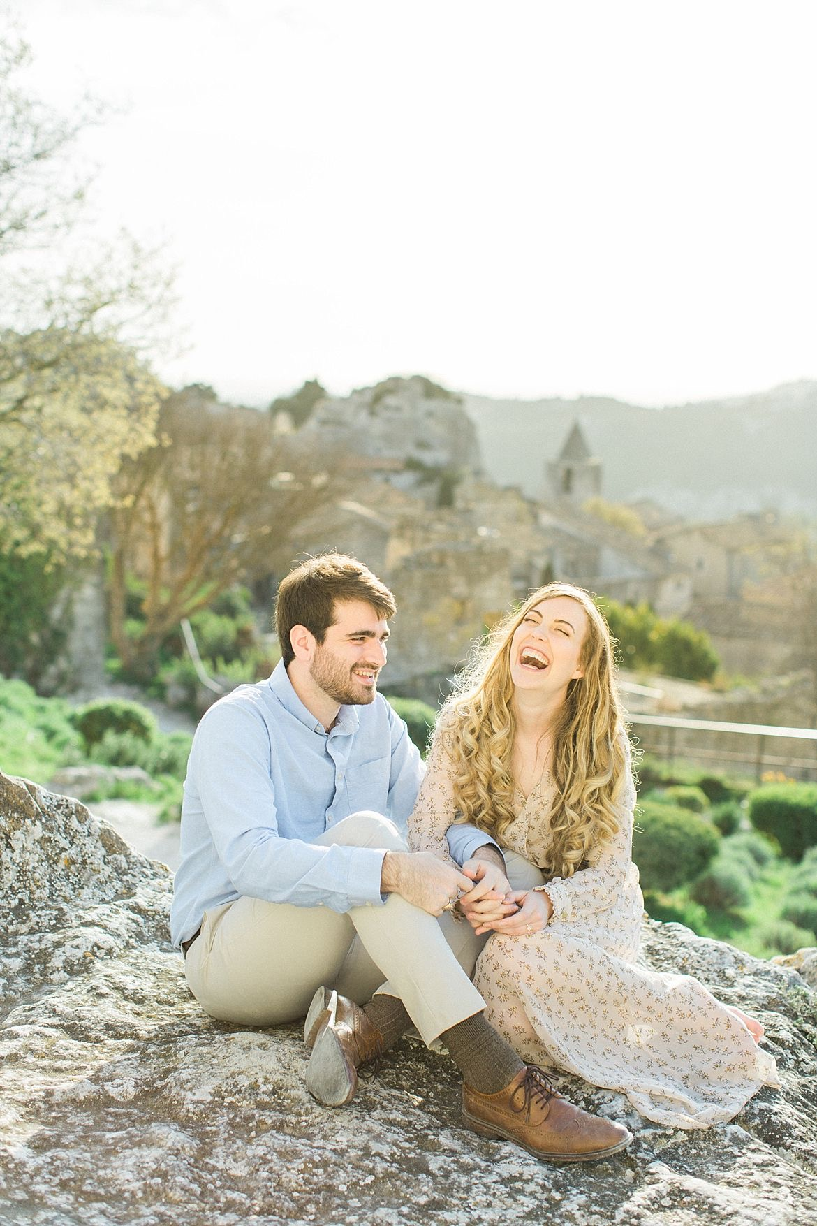Europe Engagement Photography