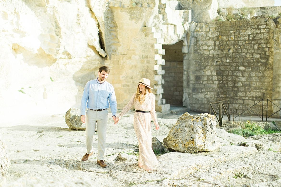 Southern France Engagement