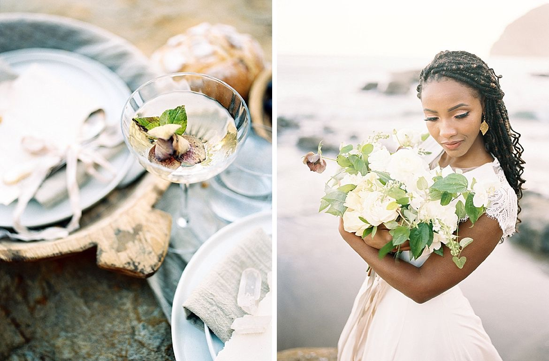 Organic Wedding Inspiration