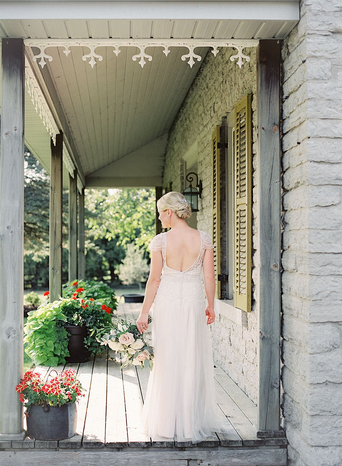 Intimate Family Wedding Inspiration