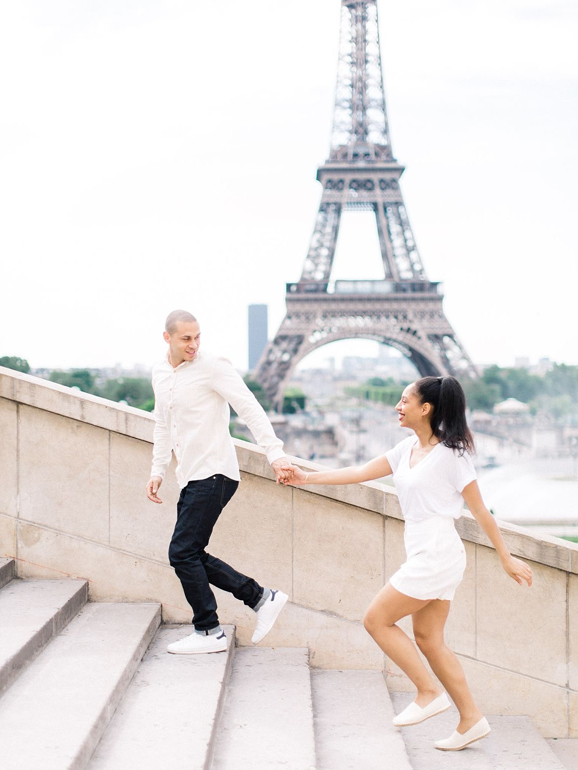 French Anniversary Session