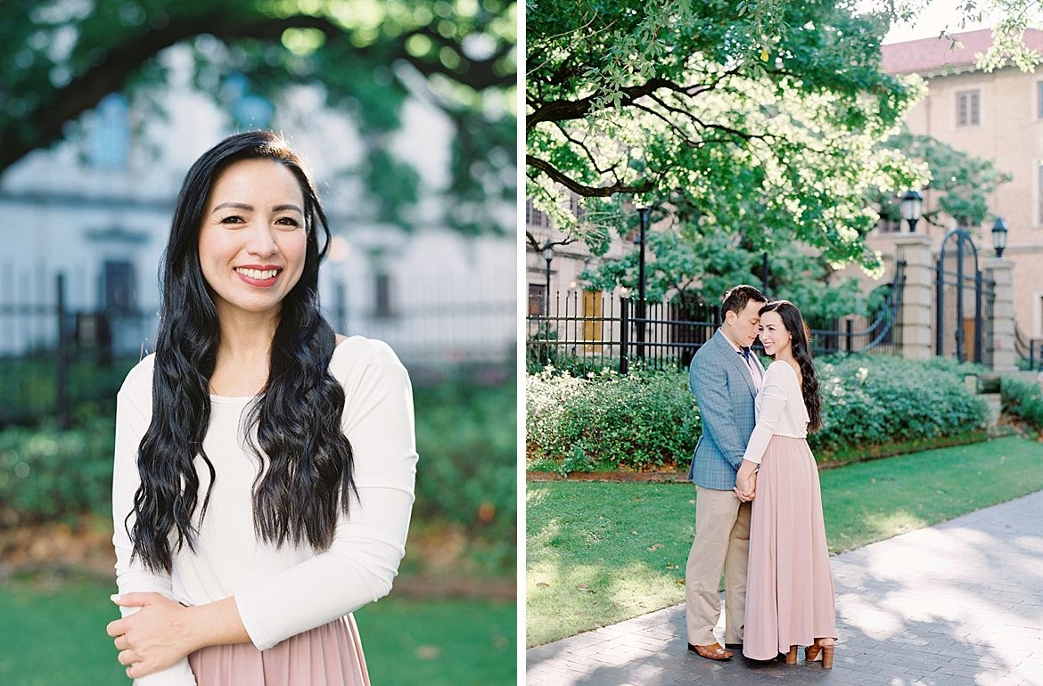 Downtown Anniversary Session