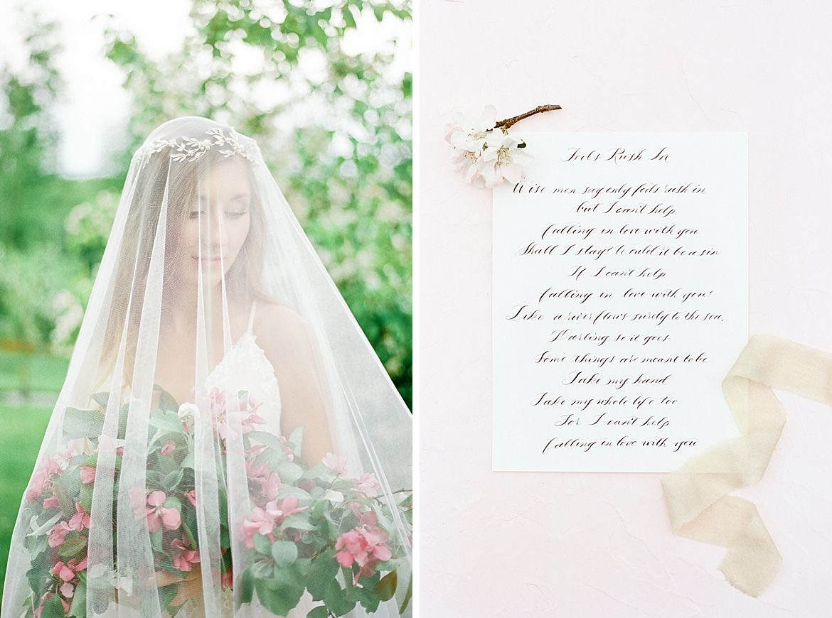 Intimate Summer Elopement Inspiration