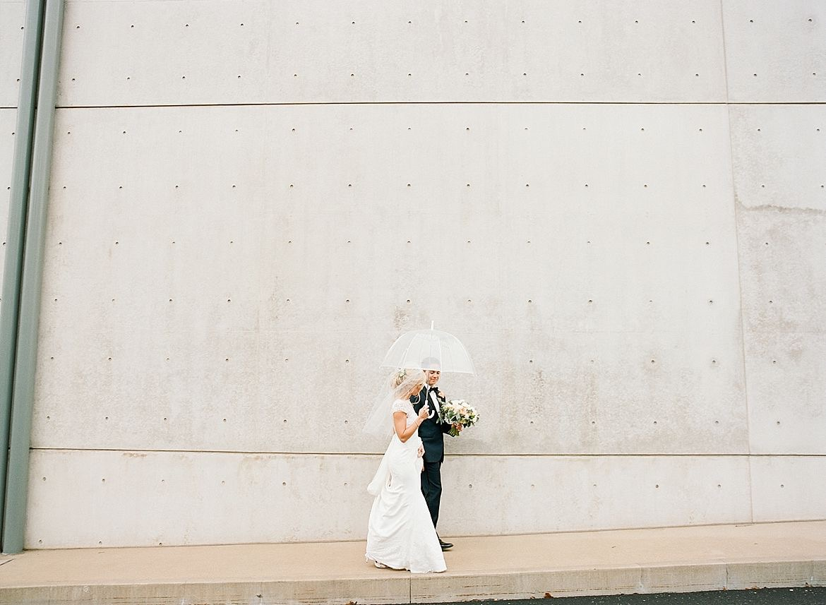 Elegant City Wedding