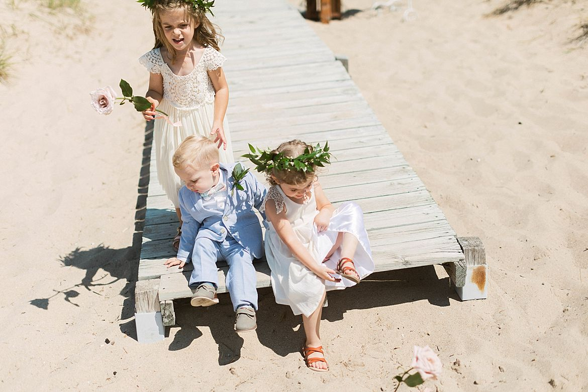 Coastal Wedding Inspiration