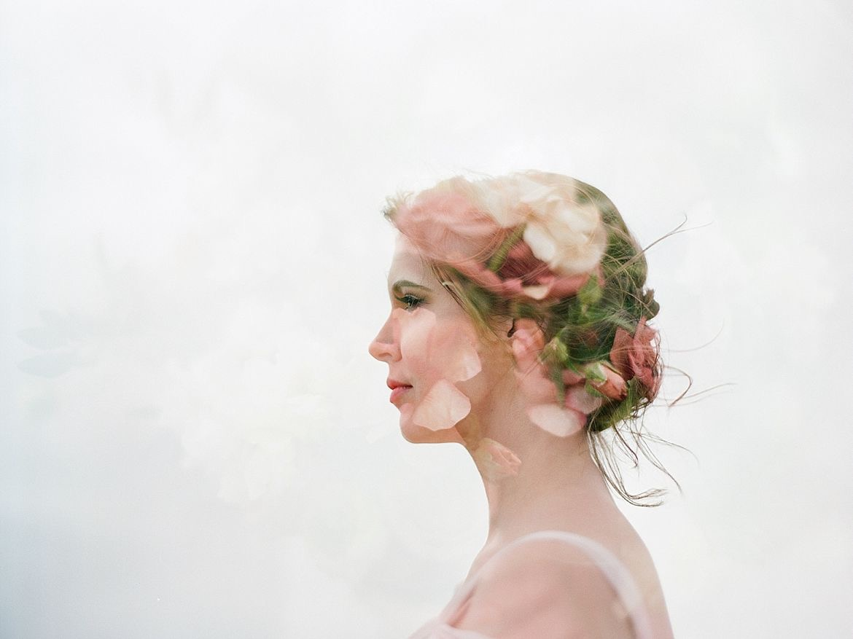 Beach Bridal Inspiration