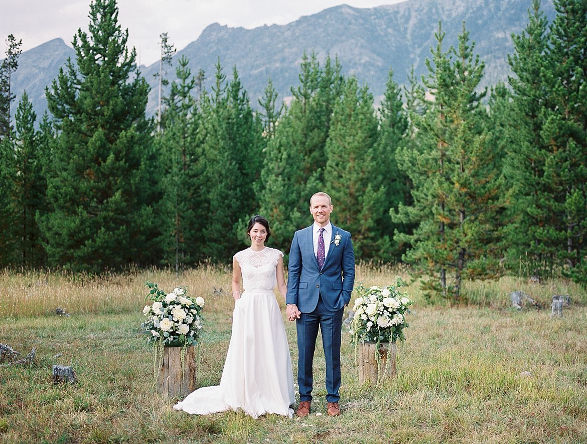 Camping Wedding Inspiration