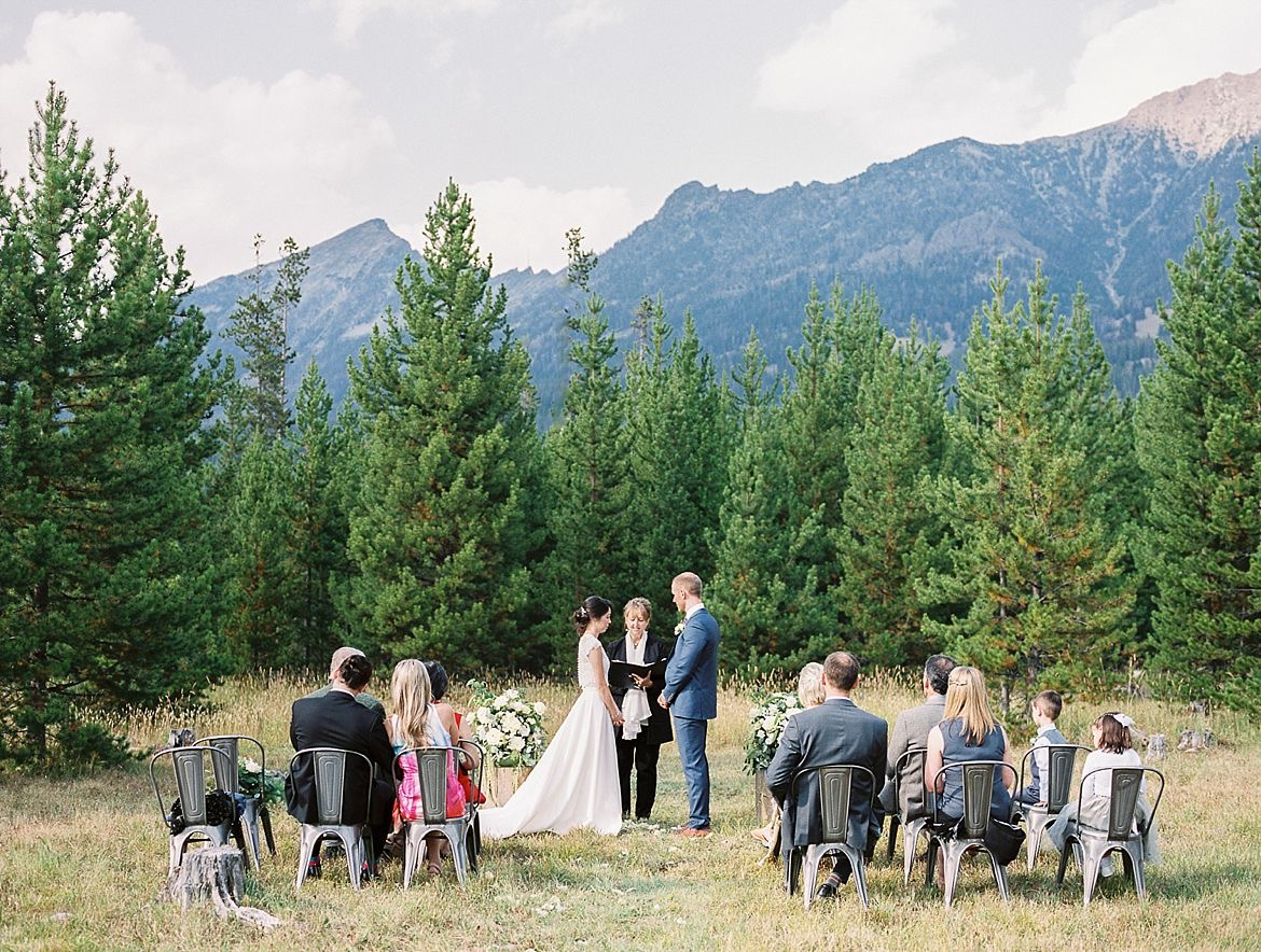 Yellowstone Elopement Inspiration