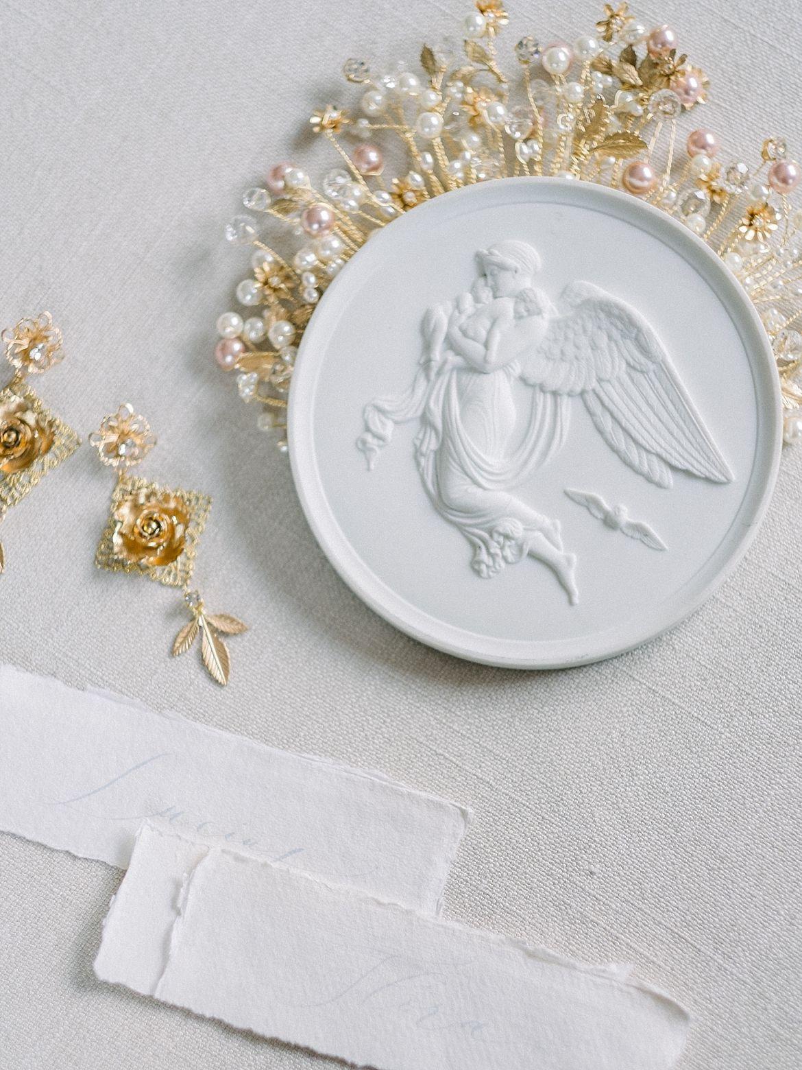 Greek Bridal Inspiration