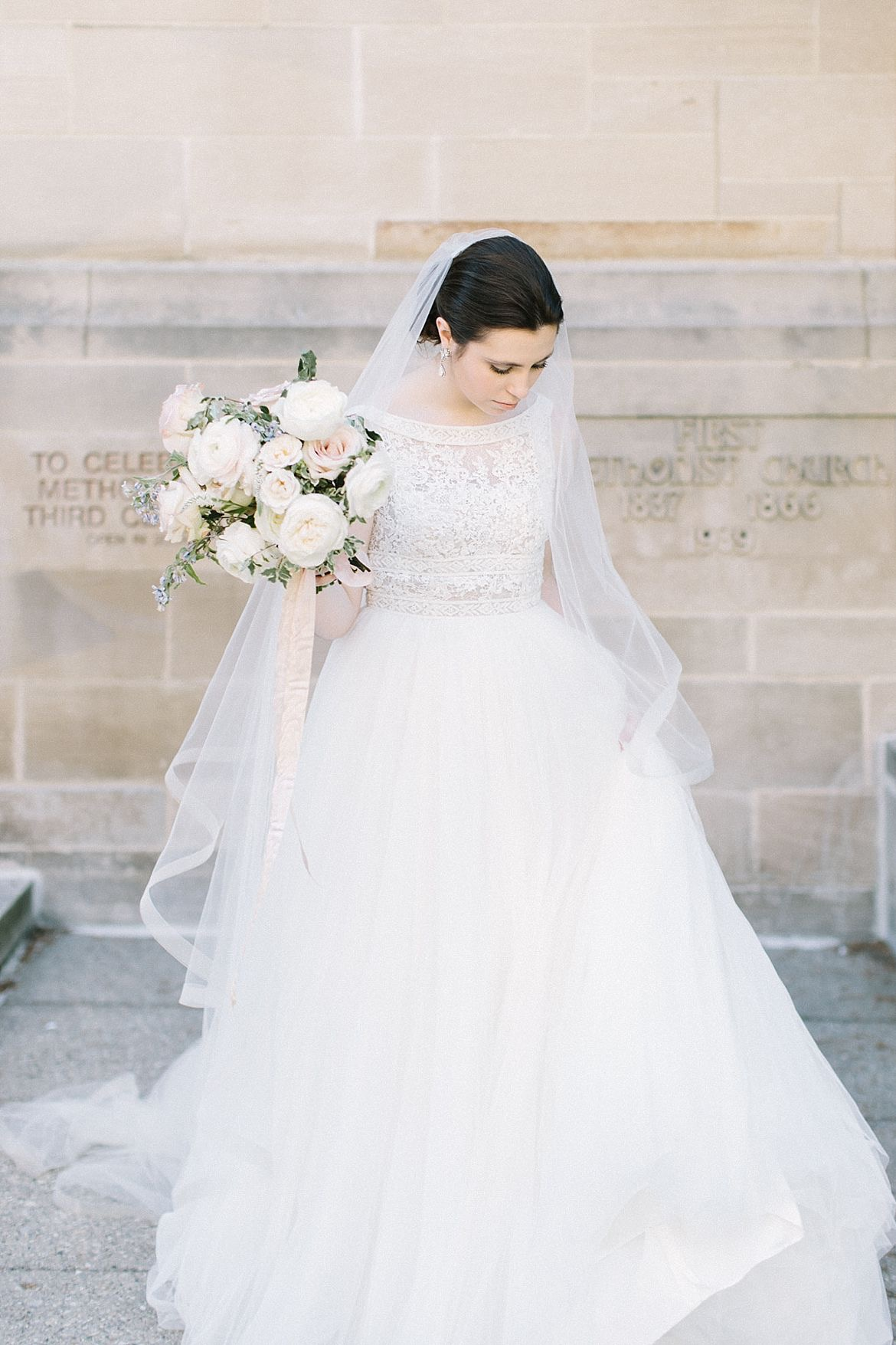 Church Wedding Inspiration
