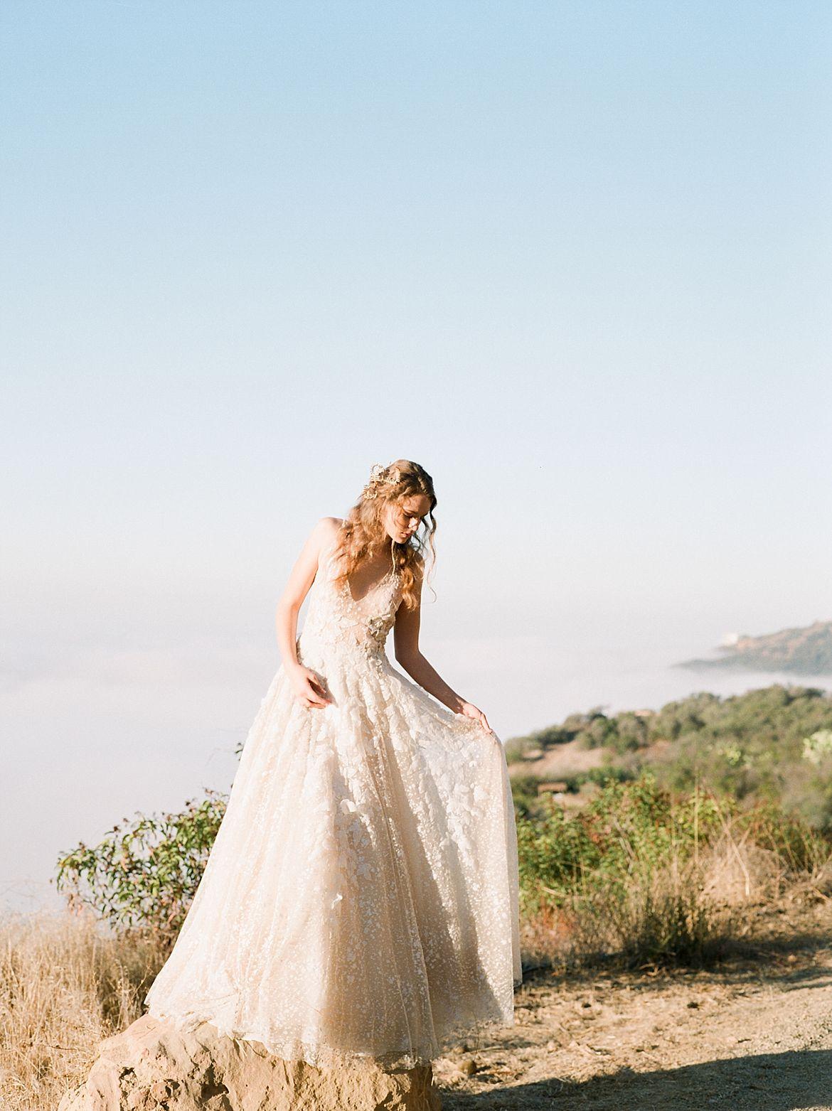 California Bridal Inspiration